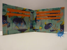 Duct Tape Wallet with Finding Dory pictures all over it Handmade
