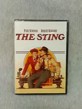 THE STING New Sealed DVD Paul Newman Robert Redford
