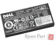 ORIGINALE Dell RAID CARD h800 PERC 5i 6i BBU BATTERIA accumulatore Battery 0u8735 0nu209