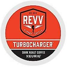 Revv Turbocharger K-Cups for Keurig brewers 24 ct box