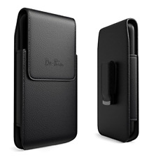 Lorem Vertical iPhone X Belt Case with Clip Leather Pouch Holster Cover Sleeve