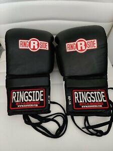 RINGSIDE BOXING IMF Tech Hook & Loop Sparring boxing gloves. 16 oz