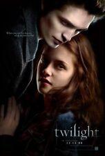 "TWILIGHT - 11""x17"" Original Promo Movie Poster - MINT Robert Pattinson Vampire"