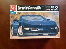AMT Corvette Convertible 1:25