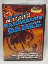 Roger Corman's Cult Classics - Dangerous Dames (DVD, 2006) Roger Corman Drama