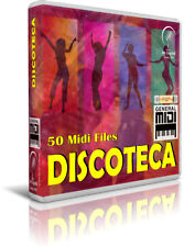 DISCOTECA. Pendrive USB OTG. Teclados, PC, Móvil, Tablet. 50 Midi Files. MIDIS