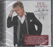 Rod Stewart As Time Goes By Great American Songbook Vol. II CD Time After Time