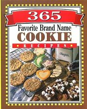 365 Favorite Brand Name Cookie Recipes