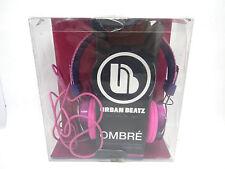 Urban Beatz Ombre Headphones Pink For Parts Not Working