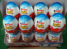 2 X *bOYS* - Chocolate Kinder Joy Surprise Eggs Gift Kids toy Easter Egg Milky