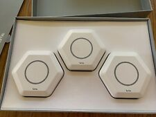 Luma Mesh Home Surround WiFi System (3 Pack - White) Excellent Condition