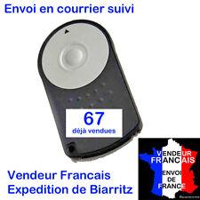 TELECOMMANDE IR   Pour CANON EOS 700D,650D,600D 60D 70D.  type RC-6