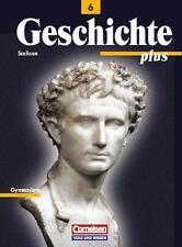 Geschichte plus Lehrbuch Gymnasium Klasse 6