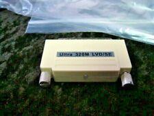 Ultra 320M LVD/SE SCSI Terminator External HD68 male multimode NEW
