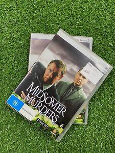 MIDSOMER MURDERS : Various Seasons Available - DVD ( Region 4 )