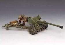 MG 74 MG 074 WW2 L/Sgt. John Baskeyfield V.C. & 6 Pdr Anti-Tank Gun Arnhem Para