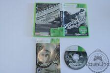 Sniper Elite V2 --  (Microsoft Xbox 360, 2013)