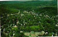 Vintage Postcard - Aerial View Of Montpelier Vermont VT Un-Posted  #856