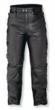 Pantalons noirs taille L pour motocyclette