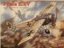 New ListingIcm 1/72 Pfalz E.Iv German Ww1 scout/fighter; used; No. 72121