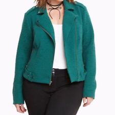 7b51f7dc6b2 Torrid Plus Size Coats   Jackets for Women for sale