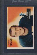 1955 Bowman #053 Ed Brown Bears EX *312