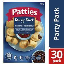Patties Frozen Party Pack 30 Pieces 1.25kg