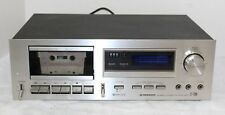 Pioneer CT-F600 Pro Dolby Stereo Cassette Tape Deck ~ CrO2 Fe-Cr ~ Parts or Fix