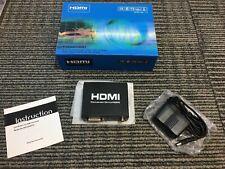 Convert DVI+SPDIF To HDMI Output Converter Expansion 1080p HDCDVI0101