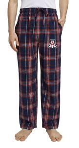 New NWT Arizona Wildcats Flannel Pajama Pants Pjs Mens Size XL X-Large