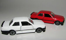 Corgi BMW Diecast Toy Cars For Restoration. Red and White.