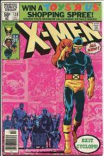 X-Men #138 ~ All New Exit Cyclops ~ (Grade 8.0) WH