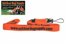 Garmin Orange Alpha 100 Astro 320 220 Lanyard, Quick release and High Visibility