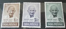 India 1948 First Anniversary of Independence (Part Set) MM