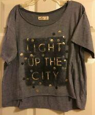 Hollister Women's Juniors Light up the City Top Size S