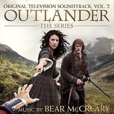OUTLANDER Original Soundtrack Vol. 2 CD BRAND NEW Music By Bear McCreary