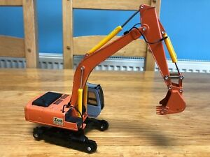 1/40 HITACHI ZAXIS210 Excavator Diecast Model , no Tracks