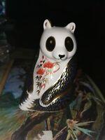 Royal Crown Derby Panda