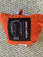 Eagle Creek Packable Backpack Color: Rising Sun