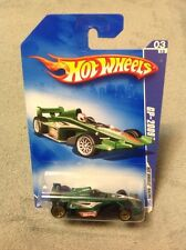 P2389 Hot Wheels 2009 Racing 069 GP-2009 Green 3/10 69/190