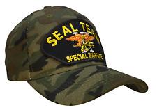 US Navy Seal Team 6 Six VI Hat Ball Cap Devgru CAMO Hat