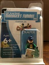 *BRAND NEW* Lego CAMPER Brand Retail Manager's Summit 2018 Rare (B)
