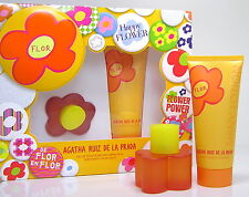 Agatha Ruiz de la Prada  Flor  50 ml EDT Spray & 100 ml Body Lotion