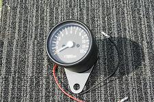 HONDA BLACK Mini Tach 1:7 ratio Tachometer gauge gauges CB200 CB350 CB450 CB550