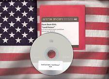 Dum Dum Girls Lord Knows rare DJ Promo CD US Seller