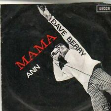 JUKEBOX single 45 DAVE BERRY MAMA  DISC-COUNT boutiques