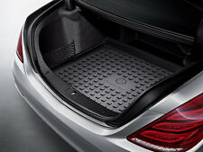 OEM GENUINE MERCEDES BENZ CARGO AREA TRUNK TRAY 14-UP S CLASS V222