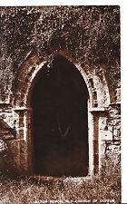Scotland Postcard - Saxon Porch - Old Church of Duffus   U4444
