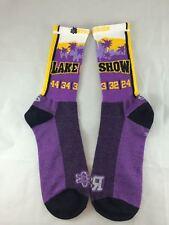 "Los Angeles Lakers ""Lake Show"" socks (Mens, MD, Purple)"