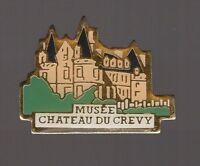 Pin's musée chateau de Crévy (la Chapelle Caro - Bretagne)
